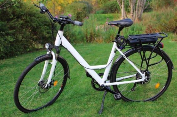Bicicleta electrificada - ¿Cómo electrificar tu bicicleta?