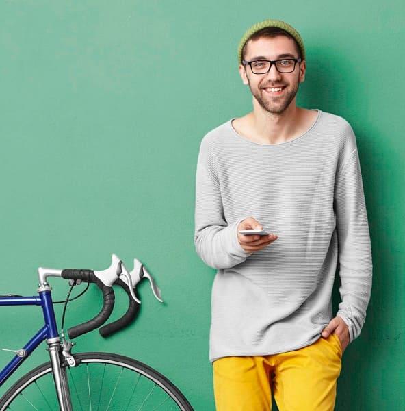 Cleverea - ¿Qué puedo cubrir con el seguro de bici?